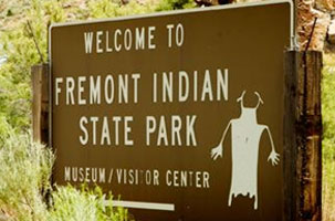 Fremont Indian State Park Museum