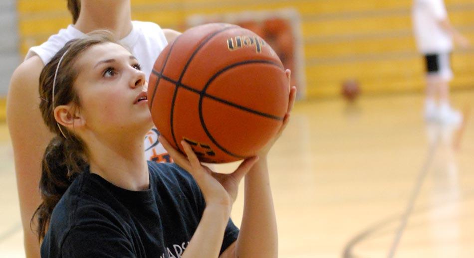 basket ball fitness comp