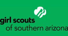 girl scouts of southern arizona troop camp in tucson