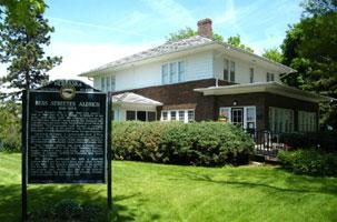 Bess Streeter Aldrich House