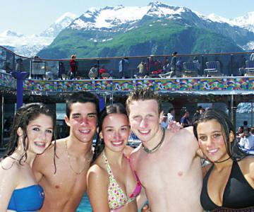 Teen tours of europe