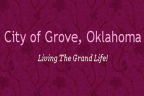 CITY OF GROVE