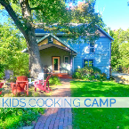 Becky's Mindful Kitchen Kids Cooking Camp