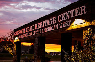 Chisholm Trail Heritage Center & Garis Gallery of the American West