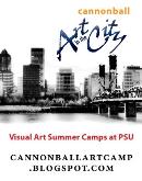 Cannonball Art Camp