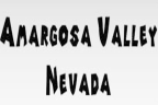 CITY OF AMARGOSA VALLEY