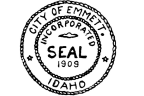 CITY OF EMMETT