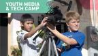 Youth Media Tech Camp