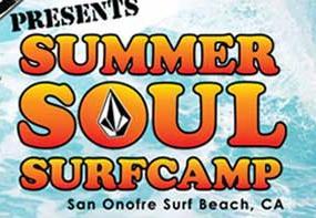Summer Soul Surf Camp