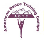 American School of Dance and Training Camp