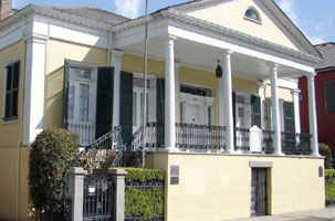 Beauregard Keyes House