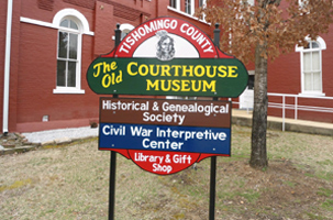 Tishomingo County Archives & History Museum