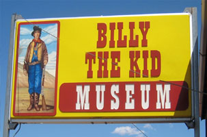 Billy the Kid Museum