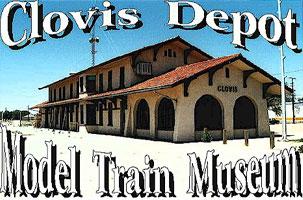 Clovis Depot Model Train Museum