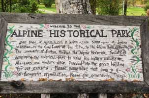 Alpine Historical Park