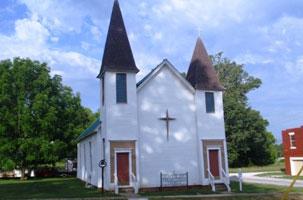 Big Black Creek Historical