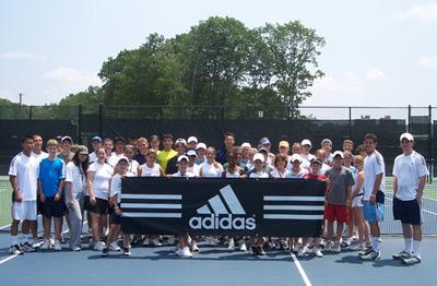 adidas tennis camp nj