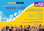 Arts Garage Summer Camp 2016
