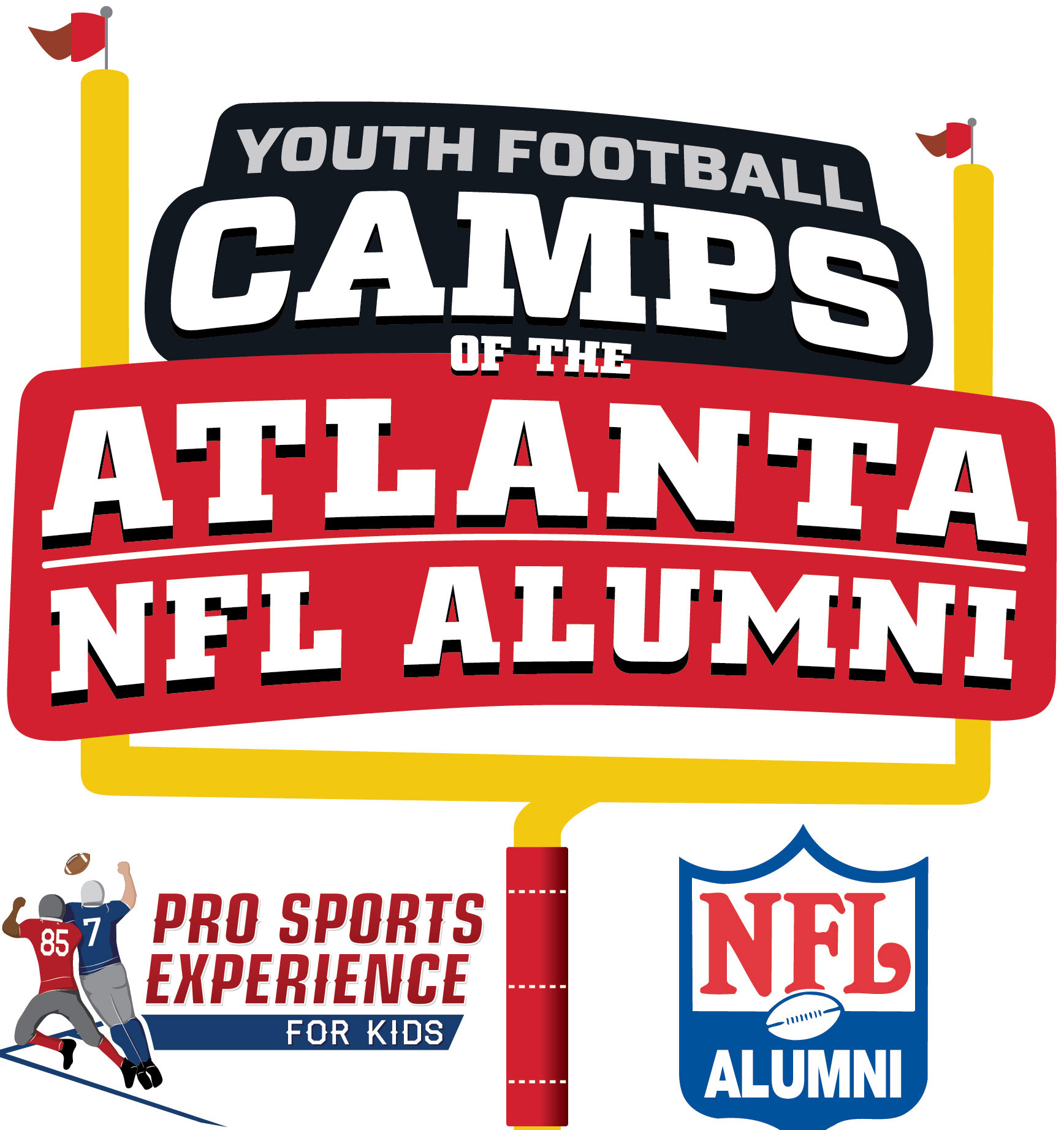 Atlanta NFL Alumni Hero Youth Football Camps - Marietta