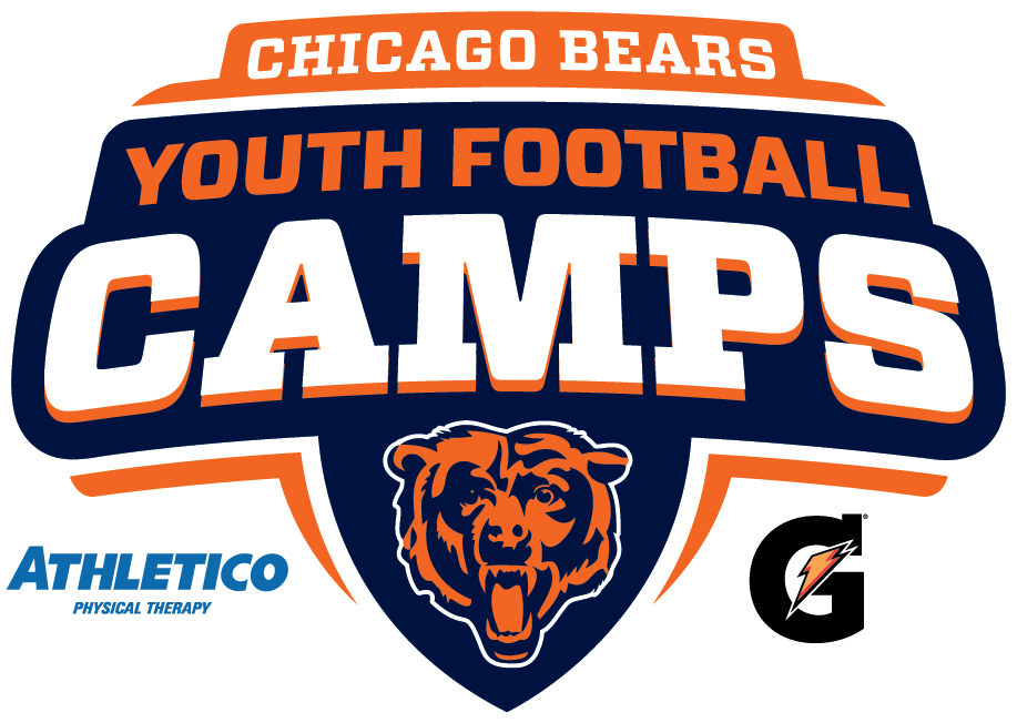 Chicago Bears Youth Football Camps - Lane Tech