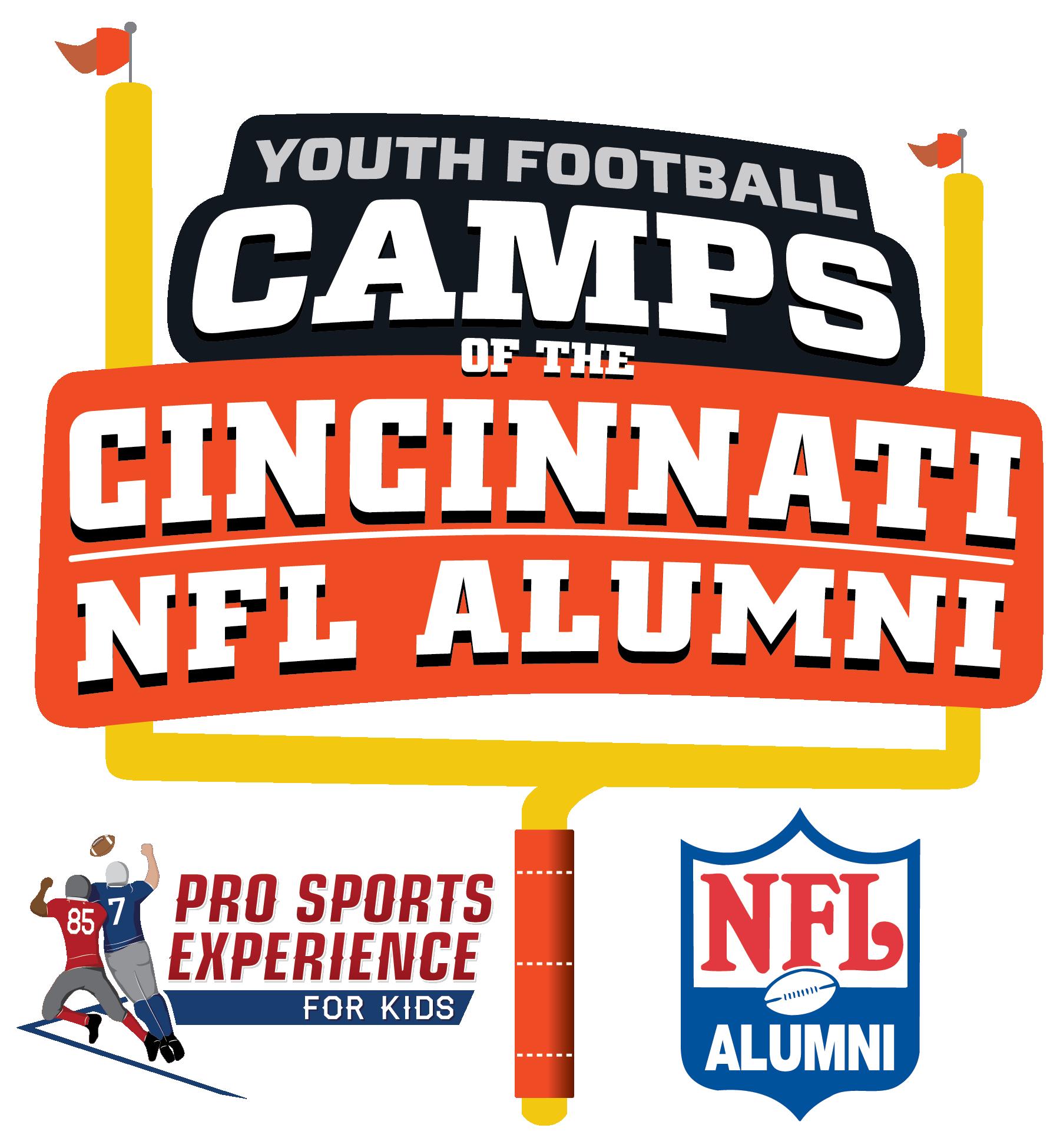 Cincinnati NFL Alumni Hero Youth Football Camps - Cincinnati