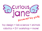 Curious Jane at Marymount School for Girls