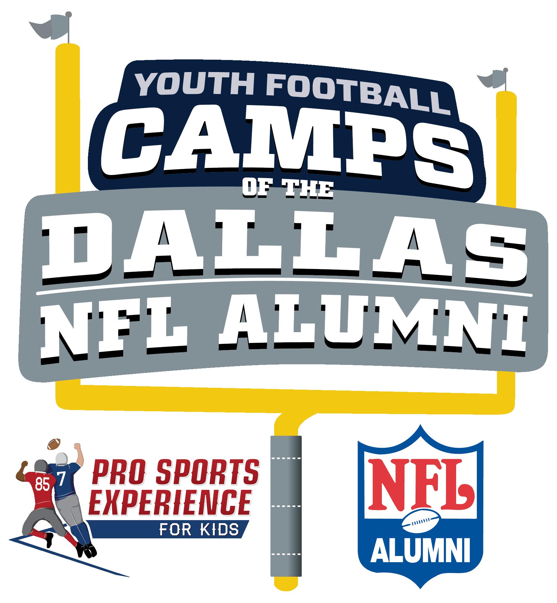 Dallas NFL Alumni Hero Youth Football Camps - Frisco