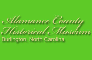 Alamance County Historical Museum
