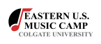 Eastern US Music Camp at Colgate University