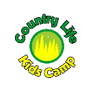 Country Life Kids Camp