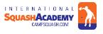 International Squash Academy at Avon Old Farms