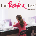 The Fashion Class: Kids Summer Fashion Design & Sewing Camp