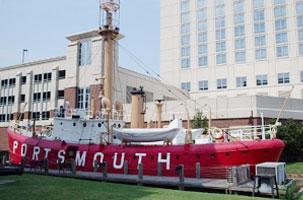 Lightship Portsmouth Museum
