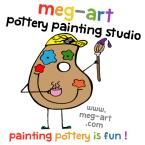 Meg-Art Pottery Painting Studio