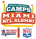 Miami NFL Alumni Hero Youth Football Camps - Boynton Beach