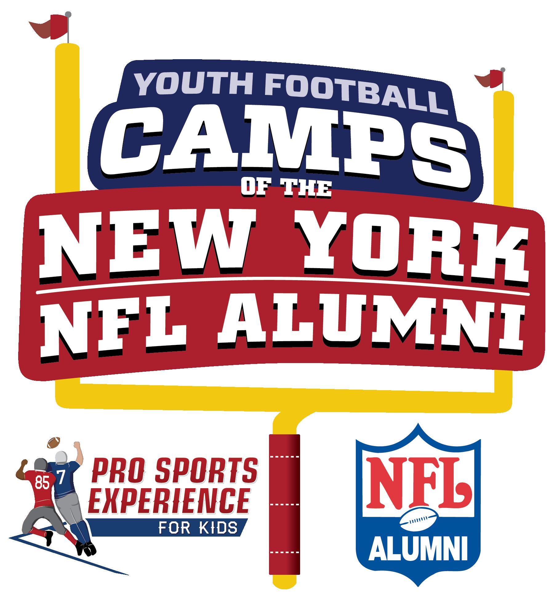 New York NFL Alumni Hero Youth Football Camps - Livingston