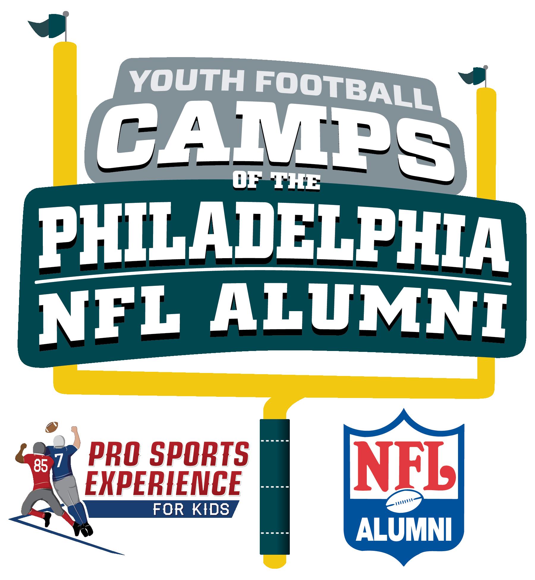 Philadelphia NFL Alumni Hero Youth Football Camps - Malvern