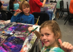 Spring Break Camp: Galaxy Art Camp!