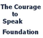 Courage to Speak Foundation