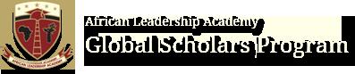 African Leadership Academy Global Scholars Program