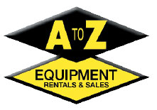A To Z Equipment Rentals and Sales