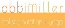 Abbi Miller Holistic Nutrition and Yoga