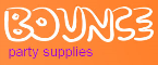 Bounce Party Supplies