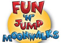 Fun and Jump Moonwalk