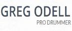 Greg Odell, Pro Drummer
