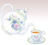 Lisa rose doll house and tea room