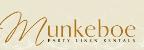 Munkeboe Party Linen Rentals