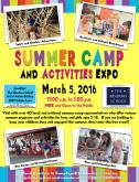 Summer Camp & Activities Expo
